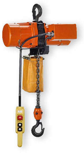 AC Electric Hoist – Gears & Winches